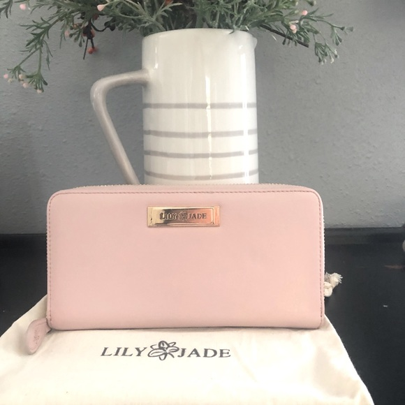 Lily Jade Blush Wallet
